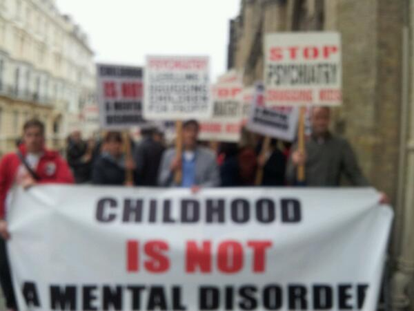 My run in with the Scientology Anti-Psychiatry movement