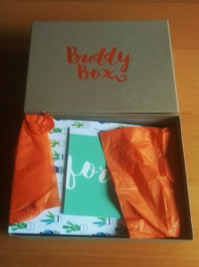 Open Buddy Box